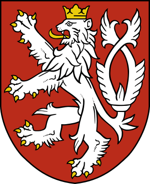 294px-Small_coat_of_arms_of_the_Czech_Republic.